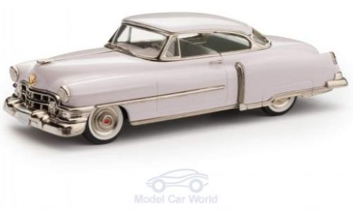 Cadillac Series 62 1/43 Brooklin Coupe de Ville lila 1952 miniature