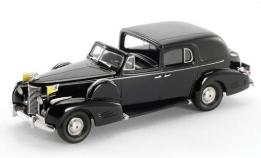 Cadillac V16 1/43 Brooklin Series 90 Fleetwood Town Car noire 1938 Edizioni Musei Vaticani miniature
