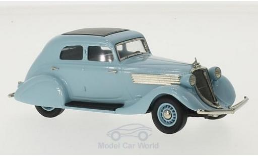 Studebaker Commander 1/43 Brooklin Landcruiser Sedan bleue 1934 miniature