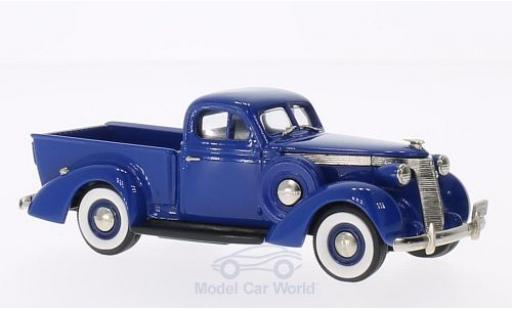 Studebaker Coupe Express 1/43 Brooklin Pick-Up bleue 1937 miniature