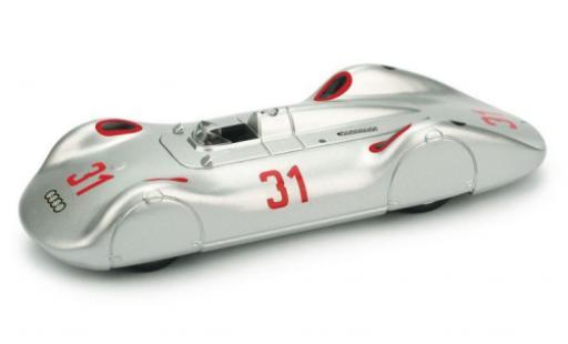 Auto Union Typ C 1/43 Brumm Stromlinie No.31 Avus 1937 B.Rosemeyer diecast model cars