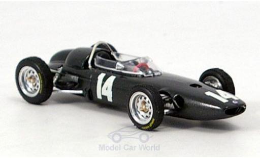 Brm P57 1/43 Brumm BRM No.14 Formel 1 GP Italien 1962 G.Hill miniature