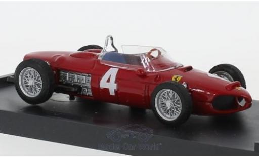 Ferrari 156 1/43 Brumm No.4 Formel 1 GP Italien 1961 W.von Trips modellautos