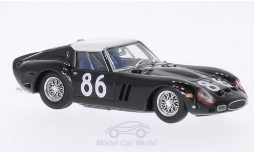 Ferrari 250 GTO 1/43 Brumm GTO No.86 Targa Florio 1962 Chassis 3451GT Scarlatti/Ferraro miniature
