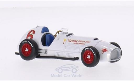 Ferrari 375 1/43 Brumm No.6 Indianapolis 1952 J.Parsons miniature
