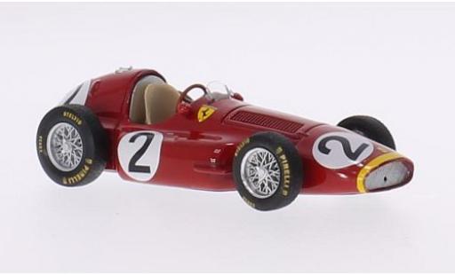 Ferrari 555 1/43 Brumm Squalo No.2 Scuderia Formel 1 GP Niederlande 1955 M.Hawthorn miniature