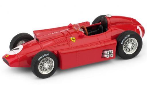 Ferrari D50 1/43 Brumm No.1 Formel 1 GP Großbritannien 1956 J.M.Fangio miniature