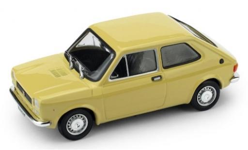 Fiat 127 1/43 Brumm (1.Serie) beige 1972 coche miniatura