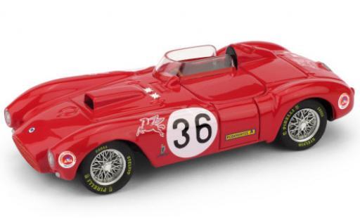 Lancia D24 1/43 Brumm RHD No.36 Carrera Panamericana 1953 J.M.Fangio miniature