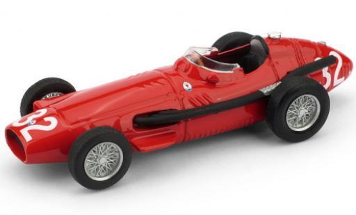 Maserati 250 1/43 Brumm F No.32 Formel 1 GP Monaco 1957 J.M.Fangio miniature