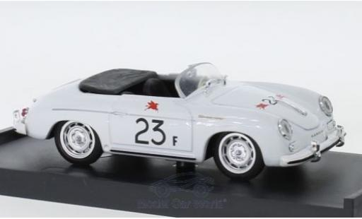 Porsche 356 1/43 Brumm Speedster No.23F Palm Springs 1955 J.Dean miniature