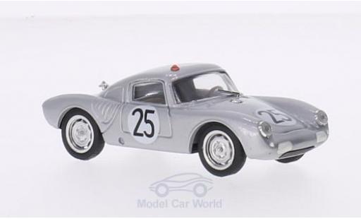 Porsche 550 1/43 Brumm A RS Coupe No.34 24h Le Mans 1956 W. von Trips/R.von Frankenberg diecast model cars