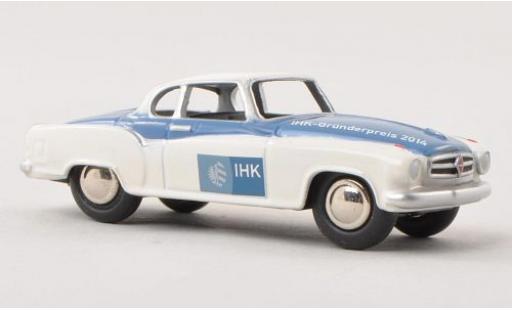 Borgward Isabella 1/87 Bub Coupe IHK sans Vitrine miniature