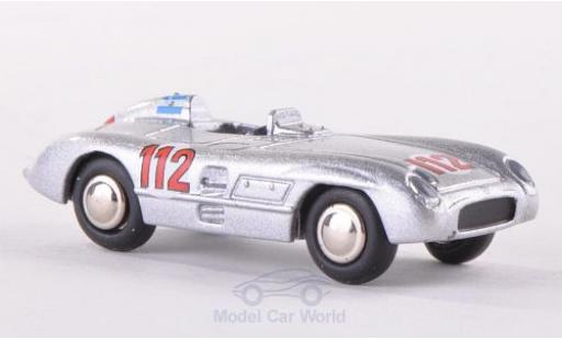 Mercedes 300 SLR 1/87 Bub grise No.112 miniature