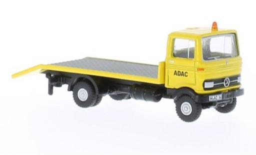 Mercedes LP 608 1/87 Bub ADAC dépanneuse miniature
