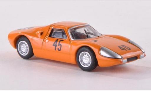 Porsche 904 1/87 Bub GTS No.45 1000 Km Nürburgring 1964 diecast model cars