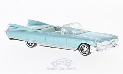 Cadillac Eldorado 1/87 Busch metallise turquoise 1959 miniature