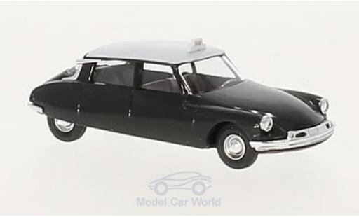 Citroen DS 19 1/87 Busch 55 Taxi miniature