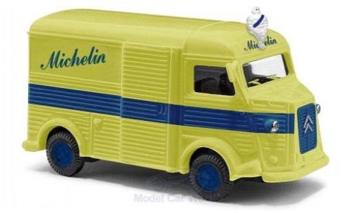 Citroen Type H 1/87 Busch Michelin diecast