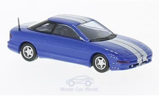 Ford Probe 1/87 Busch 24V bleue/grise Sport 1994 miniature