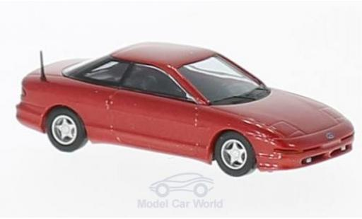 Ford Probe 1/87 Busch 24V metallise rouge 1994 miniature