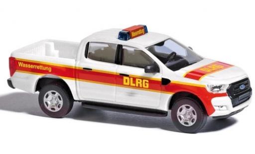Ford Ranger 1/87 Busch DLRG Wasserrettung 2016 diecast model cars