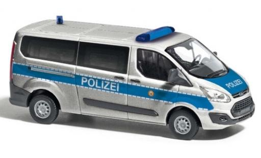 Ford Transit 1/87 Busch Custom Bus Polizei Berlin miniature