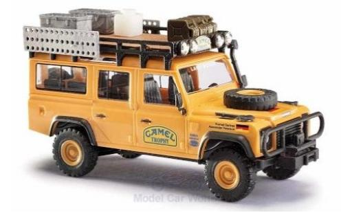 Land Rover Defender 1/87 Busch Camel Trophy 1989 Camel Trophy Deutschland diecast