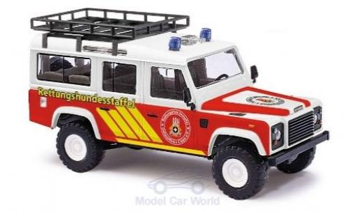 Land Rover Defender 1/87 Busch Rettungshundestaffel 1983 miniature