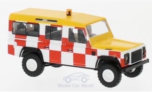 Land Rover Defender 1/87 Busch RHD Flughafen England 1983 miniature