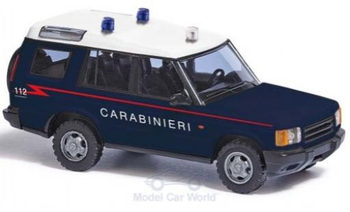 Land Rover Discovery 1/87 Busch Carabinieri 1998 miniature