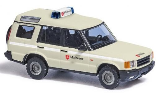 Land Rover Discovery 1/87 Busch Malteser diecast model cars