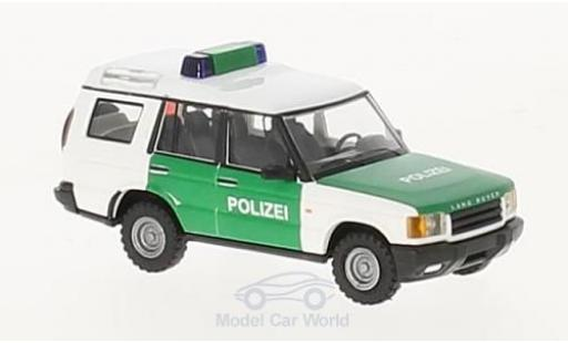 Land Rover Discovery 1/87 Busch Polizei 1998 miniature
