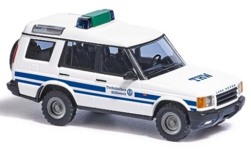 Land Rover Discovery 1/87 Busch THW diecast model cars