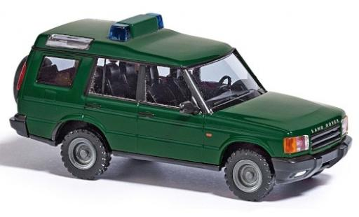 Land Rover Discovery 1/87 Busch Zoll diecast model cars