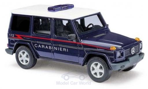 Mercedes Classe G 1/87 Busch Carabinieri 1990 miniature