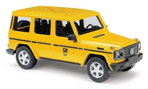 Mercedes Classe G 1/87 Busch Deutsche Post miniature