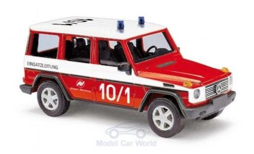Mercedes Classe G 1/87 Busch Feuerwehr Flughafen Nürnberg 1990 miniature