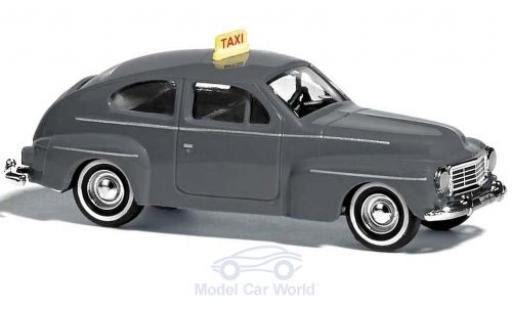Volvo PV 1/87 Busch 544 Taxi (SE) 1958 diecast model cars