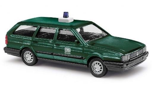 Volkswagen Passat 1/87 Busch Variant DB - Deutsche Bundesbahn - Bahnpolizei diecast model cars