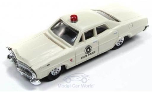 Ford Custom 1/87 Classic Metal Works 500 State Police 1967 miniature