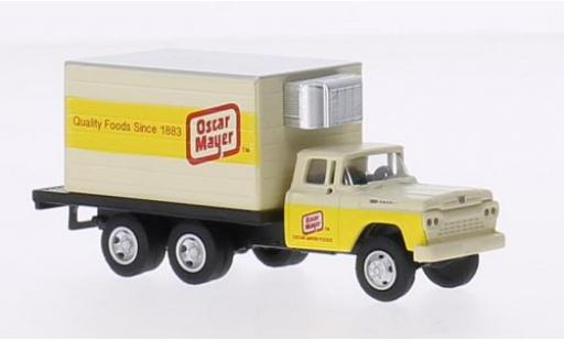 Ford Delivery 1/87 Classic Metal Works Truck Oscar Mayer 1960 Camion réfrigérée-Truck miniature