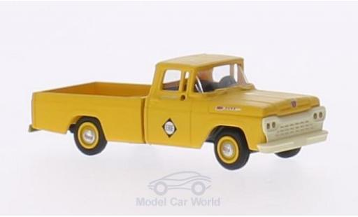 Ford F-1 1/87 Classic Metal Works 00 Erie 1960 miniature