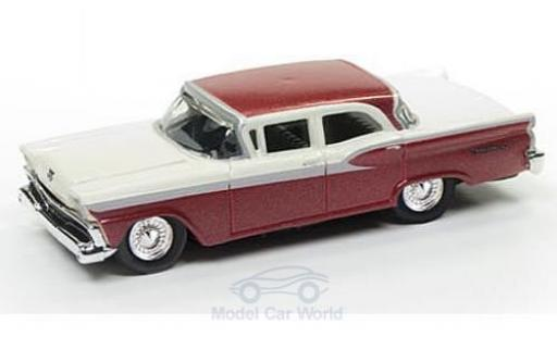 Ford Fairlane 1/87 Classic Metal Works métallisé rouge/beige 1959 miniature
