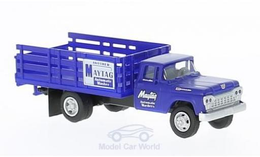 Ford Stake Bed Truck 1/87 Classic Metal Works Maytag Automatic Washers 1960 miniature