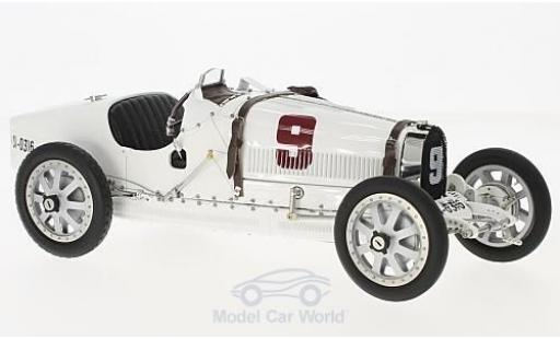Bugatti 35 1/18 CMC T Grand Prix Nation Colour Projekt Deutschland ohne Vitrine miniature