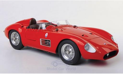 Maserati 300 1/18 CMC S red 1956 diecast model cars