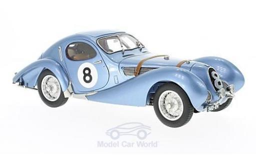 Talbot Lago 1/18 CMC Coupe Typ 150 C-SS RHD No.8 T.A.S.O. Mathieson 24h Le Mans 1939 P.de Massa/N.J..Mahe miniature