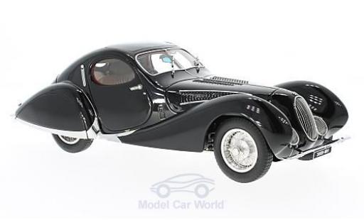Talbot Lago 1/18 CMC Coupe Typ 150 C-SS noire RHD 1937 Teardrop Figoni & Falaschi miniature