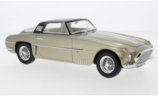 Ferrari 250 1/18 CMF Europa Coupe by Vignale metallise beige/black 1953 diecast model cars